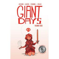 Giant Days Volumen 5
