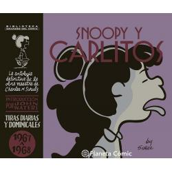 Snoopy y Carlitos 1967-1968...