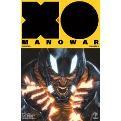 X-O Manowar. Volumen 04 -...