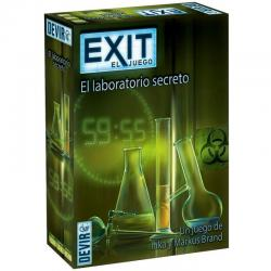 Exit 3. El laboratorio secreto