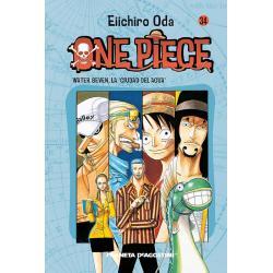 One Piece nº 34 - Water...