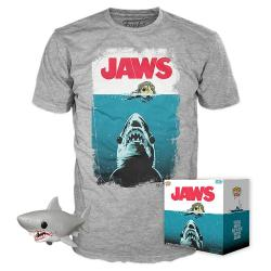Funko Pop! Tees Jaws with Tee