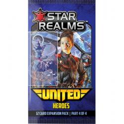 Sobre Star Realms United - Héroes