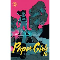 Paper Girls nº 16