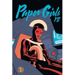 Paper Girls nº 18