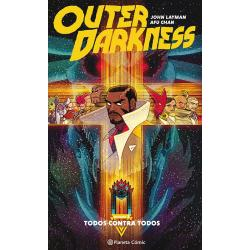 Outer Darkness nº 01 -...