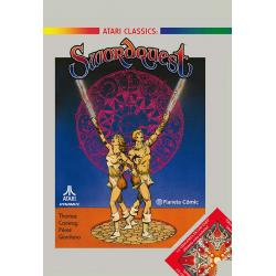 Swordquest de Roy Thomas y...