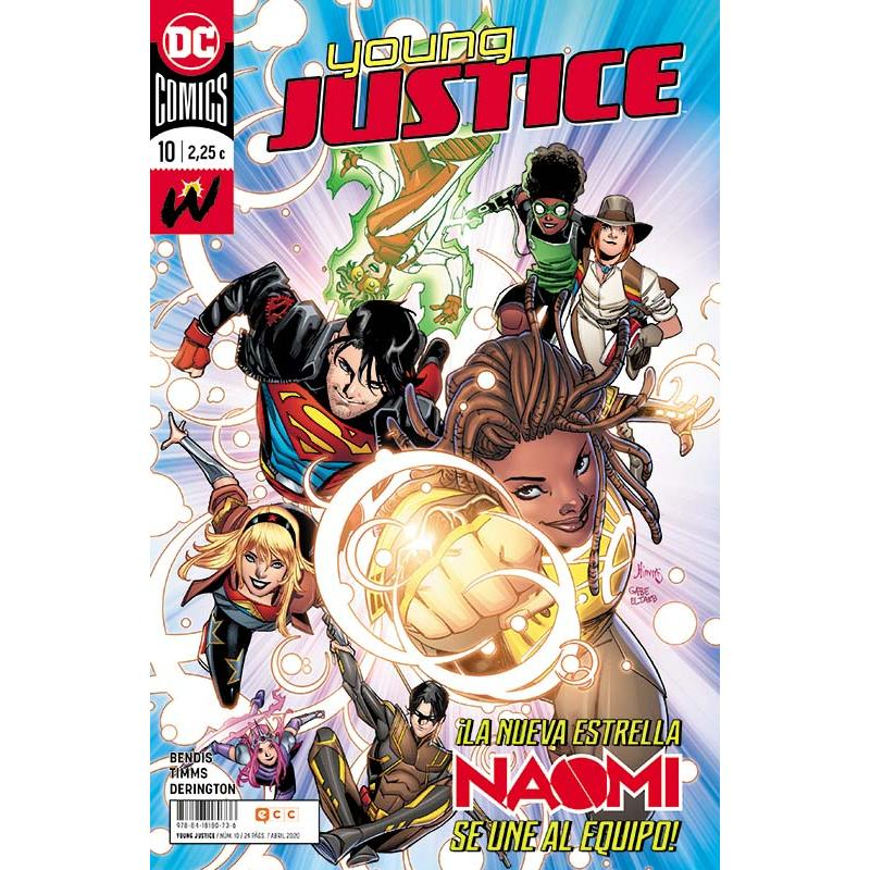 Young Justice núm. 10