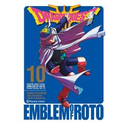 Dragon Quest Emblem Of Roto...