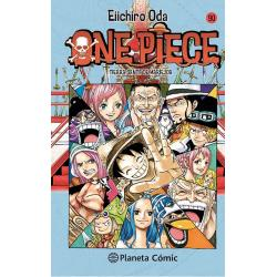 One Piece nº 90 - Tierra...