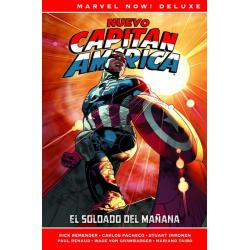 Marvel Now! Deluxe. Capitán...