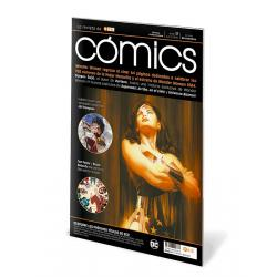 ECC Cómics núm. 17 (Revista) – Especial Wonder Woman