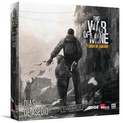 This War of Mine - Diarios de guerra: Días de asedio
