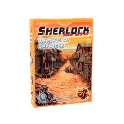 Serie Sherlock Far west: Disparos al amanecer