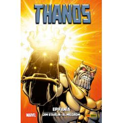 100% Marvel HC. Thanos: Epifanía