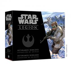 Star Wars Legión - Veteranos Rebeldes