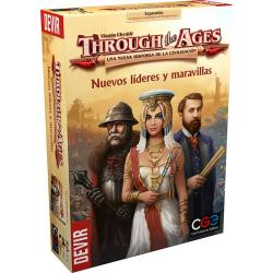Through the ages: Nuevos líderes y maravillas
