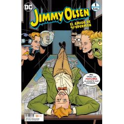 Jimmy Olsen, el amigo de Superman núm. 1 de 6