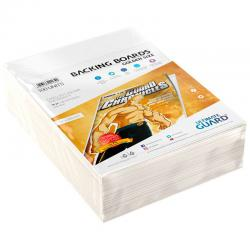 Ultimate Guard Comic Backing Boards Golden Size