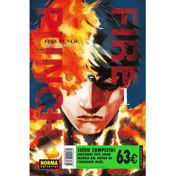 Pack Fire Punch - Serie completa