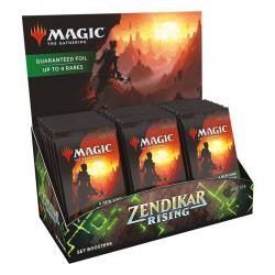 Magic the Gathering El resurgir de Zendikar - Caja de Sobres de Edición (30) Inglés