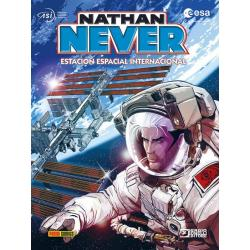 Nathan Never. Estación Espacial Internacional