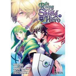 The Rising of the Shield Hero 9