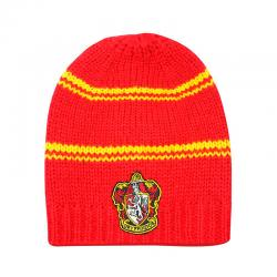 Harry Potter Beanie Slouchy Gryffindor Red