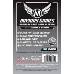 Fundas Mayday - 70x110 mm Lost Cities Card Sleeves (50)