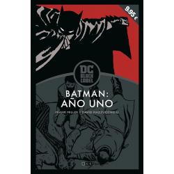 Batman: Año uno (DC Black Label Pocket)