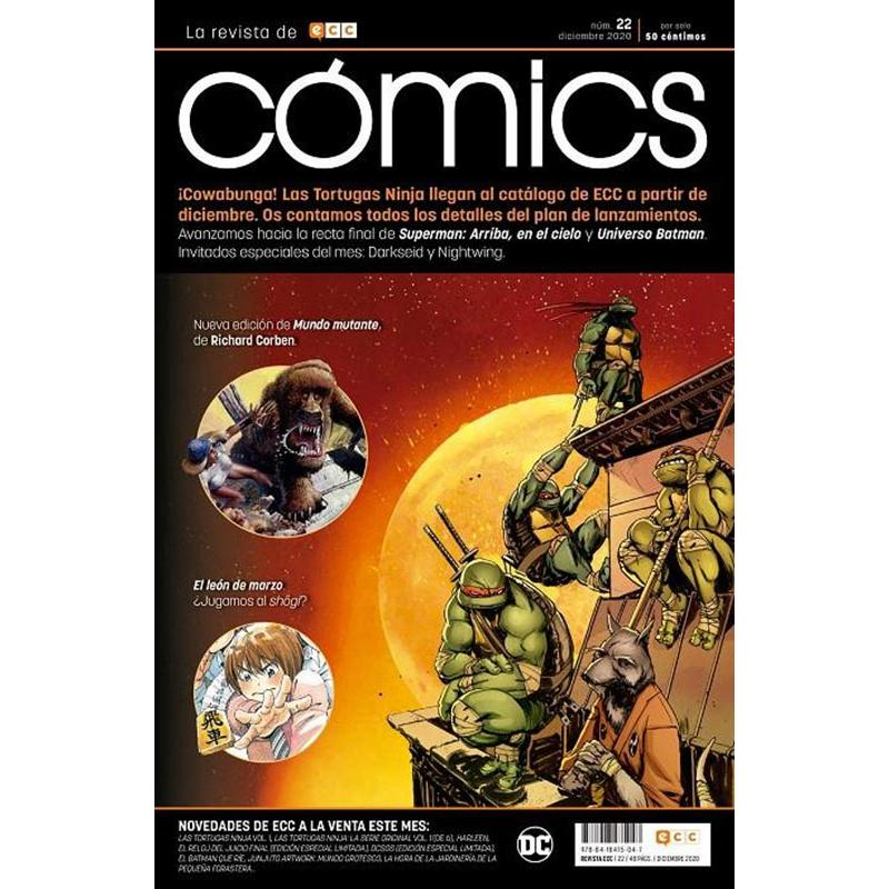 ECC Cómics núm. 22 (Revista)