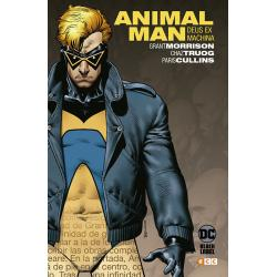 Animal Man vol. 03 de 3 (Biblioteca Grant Morrison)