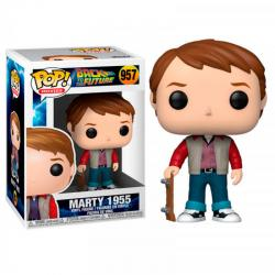 Funko Pop! Movies: Back To The Future 957 Marty 1955