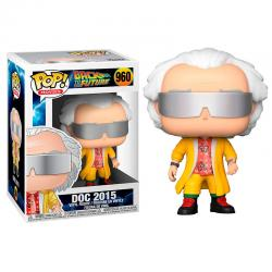 Funko Pop! Movies: Back To The Future 960 Doc 2015