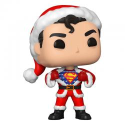Funko Pop! DC Holiday 353 Superman with Sweater