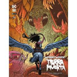 Wonder Woman: Tierra muerta vol. 2 de 2