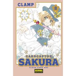 Card Captor Sakura Clear Card ARC 8