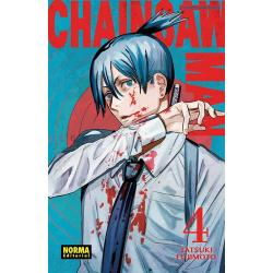 Chainsaw man 4