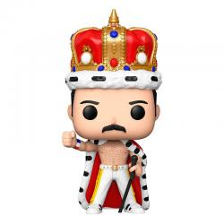 Funko Pop Rocks: Queen 184 Freddy Mercury (King)