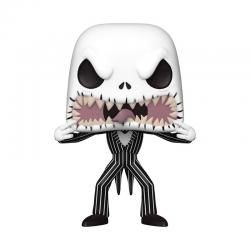 Funko Pop! Disney: Nightmare Before Christmas 808 Jack Skellington (Scary Face)