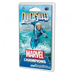Marvel Champions Packs de Héroe - Quicksilver