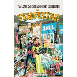 The League of Extraordinary Gentlemen: La Tempestad
