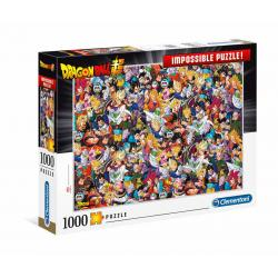 Dragon Ball Super Puzzle Impossible Characters