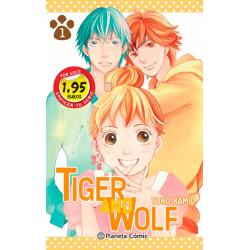 SM Tiger and Wolf nº 01