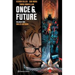 Once and Future nº 02 - Inglés Antiguo