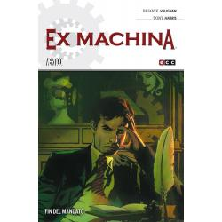 Ex Machina núm. 10 (de 10):...