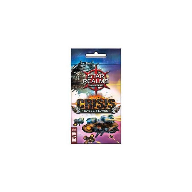 Sobre Star Realms Crisis - Bases y Naves