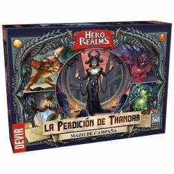 Hero Realms - La perdición...