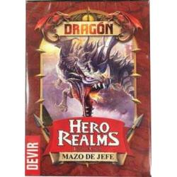 Hero Realms - Mazo de Jefe...