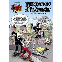 Olé! Mortadelo y Filemón...